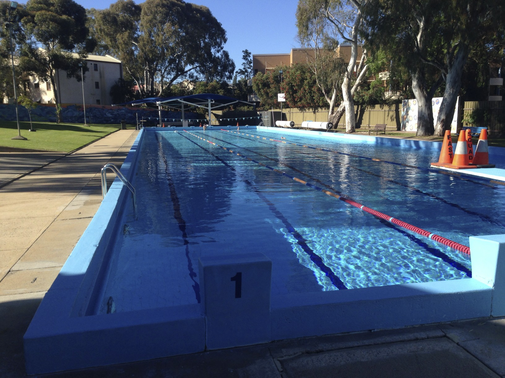 This Is The Oldest Community Swimming Pool In South Australia It Is 55 Yards Long Not 50